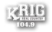 KRIG 104.9 FM: Real Country