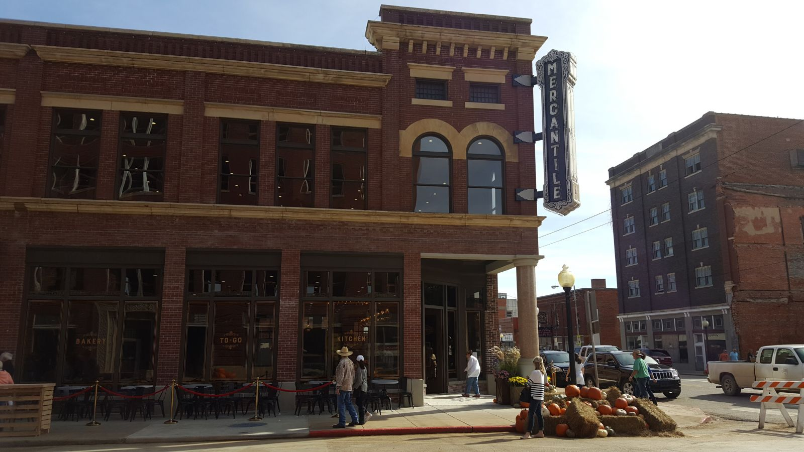 Bartlesville Radio News The Mercantile Is Offically Open