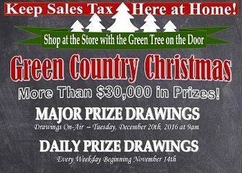 Bartlesville Radio » News » First Ten Green Country Christmas ...
