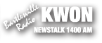 KWON Newstalk 1400 AM